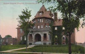 New York Gloversville Nathan Littauer Hospital 1924