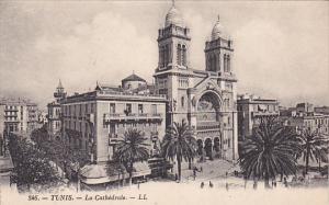 TUNIS.-La Cathedrale , 00-10s