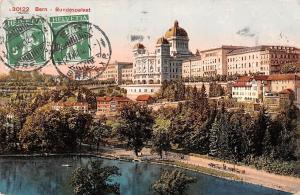 Switzerland Bern - Bundespalast 1912