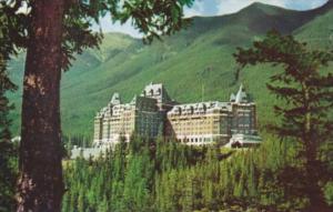 Canada Banff Springs Hotel Banff National Park Alberta