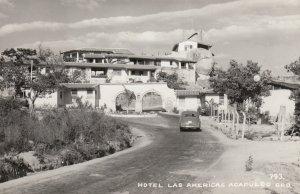 RP: Hotel Las Americas , ACAPULCO Gro. , Mexico , 1930-40s