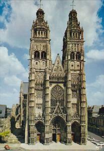 France Tours Cathedrale Saint-Gatien