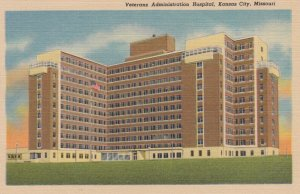 KANSAS CITY , Missouri, 1930-40s ; V.A. Hospital