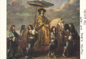 Le Chancelier Seguier by Charles Le Brun 1619-1690