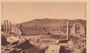 Tunisia Thuburbo-Majus Le Temple de Baal