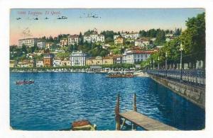 Lugano , Switzerland , El  Quai PU-1929