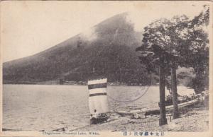 Utagahama Chuzenji Lake, Nikko, JAPAN, PU-1956