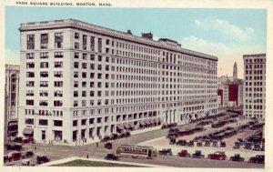BOSTON, MA PARK SQUARE BUILDING