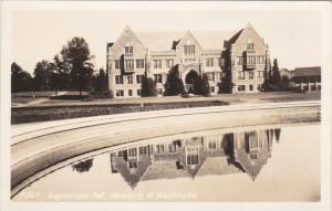 RP: Guggenhiem Hall, University of Washington, 1930-50s