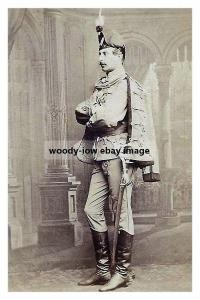 mm854 - Prince of Teck - Royalty photo 6x4