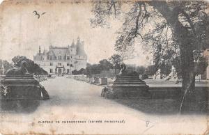 BF5358 chateau de chenonceaux france    France