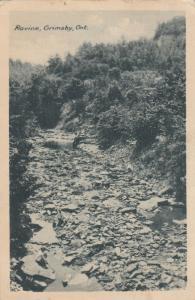 GRIMSY , Ontario , Canada , 1924 ; Ravine