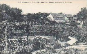 Illinois Waukegan The Garden J T Bowen Country Club Artvue