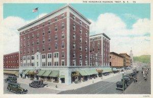 TROY , New York , 1910s ; The Hendrick Hudson Hotel