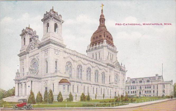 Minnesota Minneapolis The Pro Cathedral