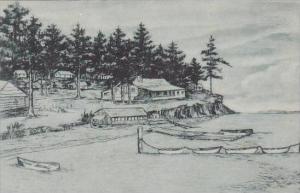 Washington Orcas Island Buckhorn Lodge Anscel Eckmann Owner Management