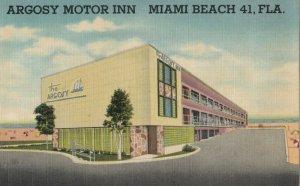 MIAMI BEACH , Florida , 1930-40s ; Argosy Motor Inn