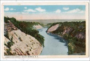 Lower High Banks, Mt Morris NY