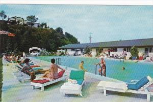 Canada Hotel-Motel de la Roche Pleureuse Swimming Pool Charlevoix Quebec