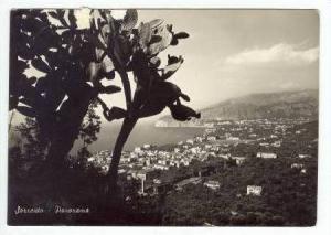 RP Sorrento, Italy, Panorama, 1920-40s