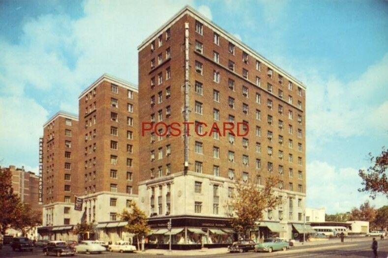 MANGER ANNAPOLIS HOTEL, WASHINGTON, D.C. Home of he Surf Room Lounge