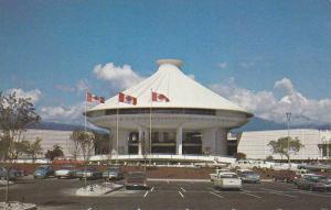 H.R. MacMillan Planetarium, Centinnial Museum of Natural and Human History, V...