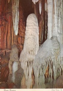 LURAY , Virginia , 1950-70s ; Caverns , Frozen Fountain