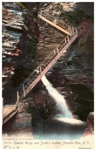 New York Central Gorge and Jacobs Ladder , Havana