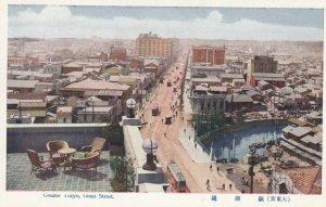 TOKYO , Japan , 1910-30s ; Ginza Street