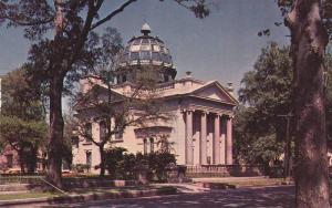 Exterior, First Presbyterian Church, Orange, Texas,  40-60s