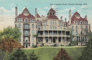 EUREKA SPRINGS , Arkansas , 1930-40s ; Crescent Hotel