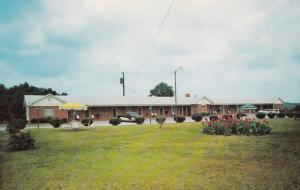 CHARLOTTE , North Carolina , 50-60s ; Garden Terrace Motel