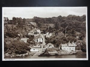 Cornwall BODINNICK FOWEY The Old Ferry Inn - Old Postcard