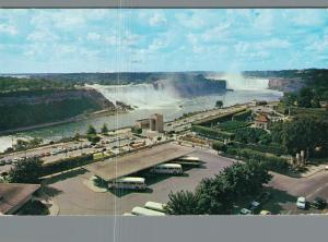 Canada Niagara Falls American Falls Canadian Horseshoe Falls RPPC 01.65
