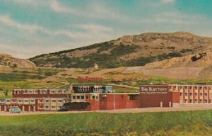 ST. JOHN'S, Newfoundland, Canada, 1940-60s; The Battery, The Inn with the v...