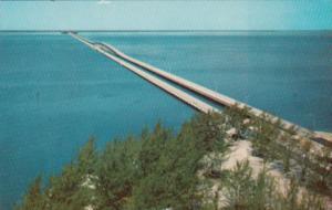 Gandy Bridge Looking Westward To St Petersburg Florida