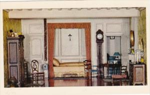 Chicago Art Institute European Rooms In Miniature Bedroom and Boudoir French ...