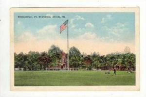 Atlanta, Georgia, 00-10s : Headquarters, Ft McPherson