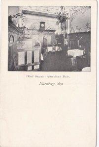 Germany Nuernberg Hotel Strauss & Bayerischer Hof The American Bar sk3267