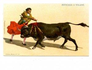 Bullfighting - Vole Lunge