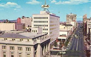 View in Downtown Spokane Washington WA