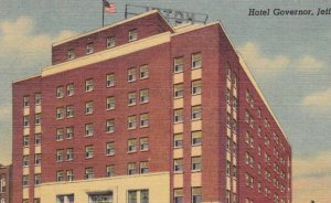 Missouri Jefferson City Hotel Governor
