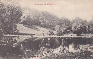 MARKHAN, 1900-1910´s; Reesor´s Pond