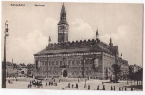 Kobernhavn - Raadhuset