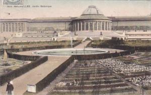 Belgium Brussels Jardin Botanique 1910