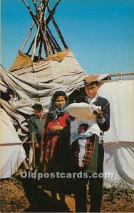 White Man, Canadian Indian Unused