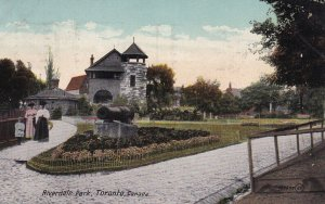 TORONTO, Ontario, Canada, PU-1914; Riverdale Park