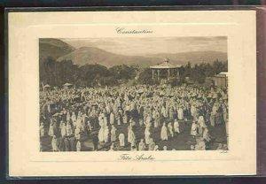 pc8233 postcard Constantine Fete Arabe Arabian Costumes RPPC MOBSC