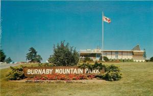 Burnaby British Columbia Canada~Burnaby Mountain Park~Centennial Pavilion~1960s