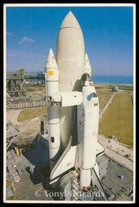 Space Shuttle and Primary Launch System